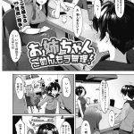【オリジナル】お姉ちゃんごめん、もう無理【同人誌・エロ漫画・エロ画像】