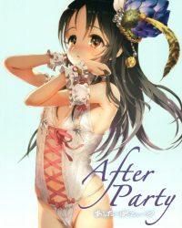 【オリジナル】After Party【同人誌・エロ漫画・エロ画像】